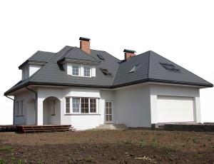 elewacja domu